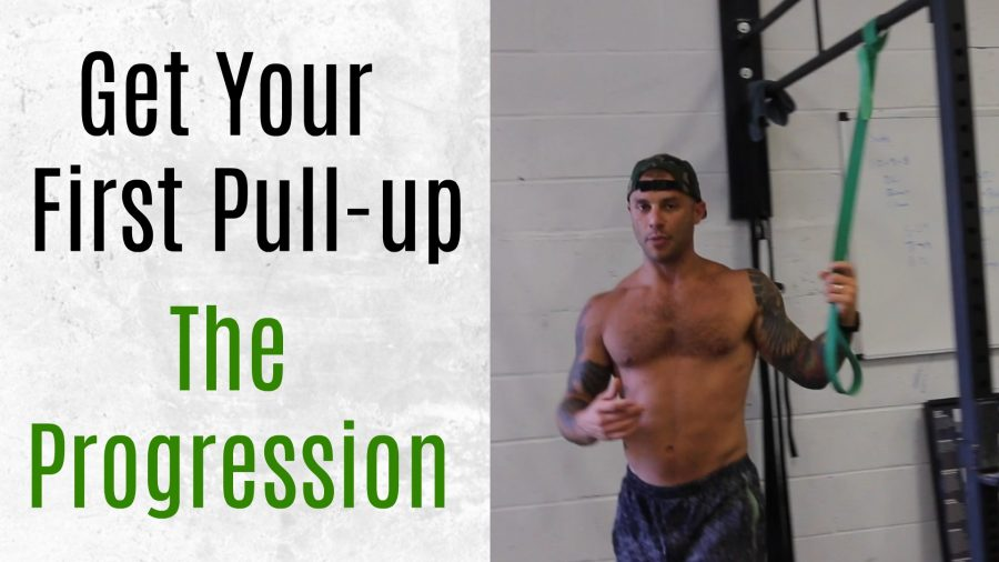 How To Get Your First Pull-Up – The Pull Up Progression Steps