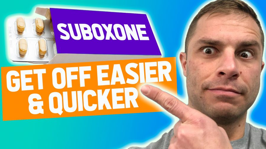 3 Ways To Get Off Suboxone Easier & Quicker