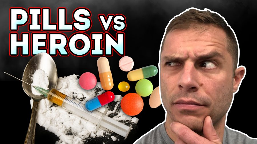 Prescription Painkiller Pills Vs Heroin