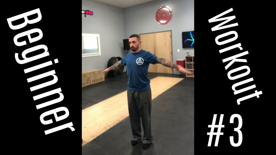 Completely Beginner Friendly Workout #3